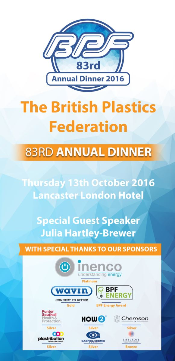 BPF Annual Dinner Attendees