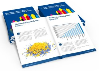 Sources for the The UK Plastics Industry: A Strategic Vision