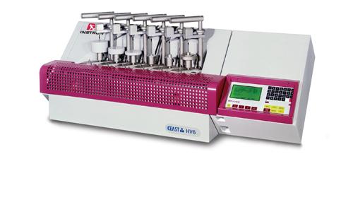 CEAST HV6, Oil bath HDT/Vicat Tester