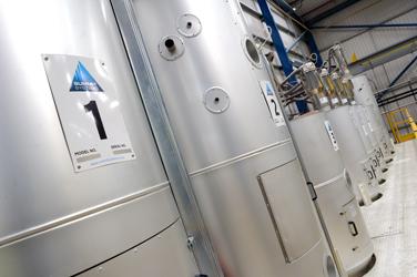 Dehumidifying Dryers